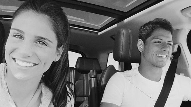 Desvelan la verdadera causa de la ruptura entre Chicharito y Lucía Villalón