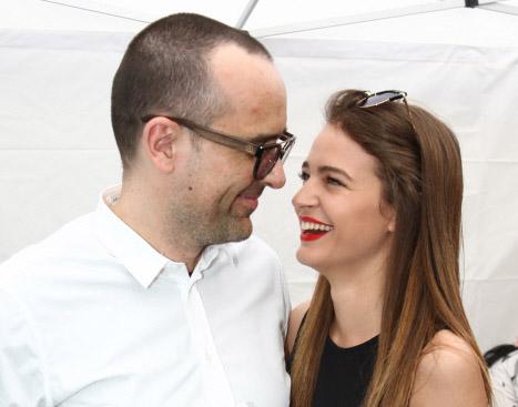 Risto Mejide y Laura Escanes ya tienen fecha de boda