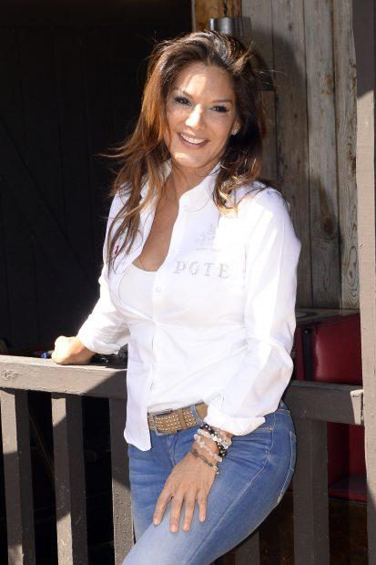 Ivonne Reyes en Madrid