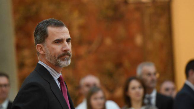 El Rey Felipe en una imagen de archivo (Gtres)