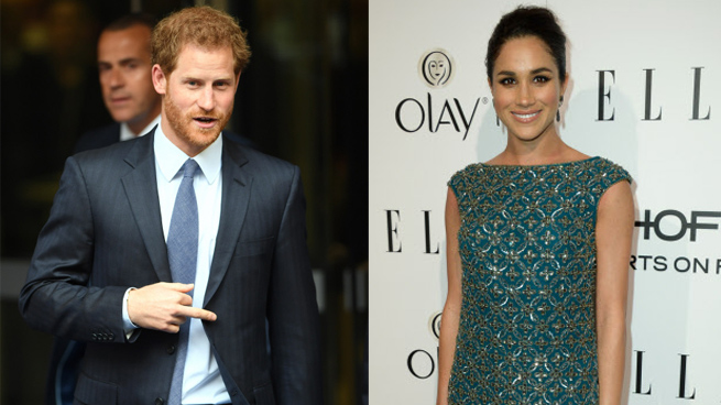 El príncipe Harry y Meghan Markle afianzan su relación y se van a vivir juntos