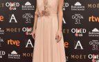 Alexandra Jiménez en los Premios Goya 2017