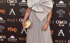 Ana Belén en los Premios Goya