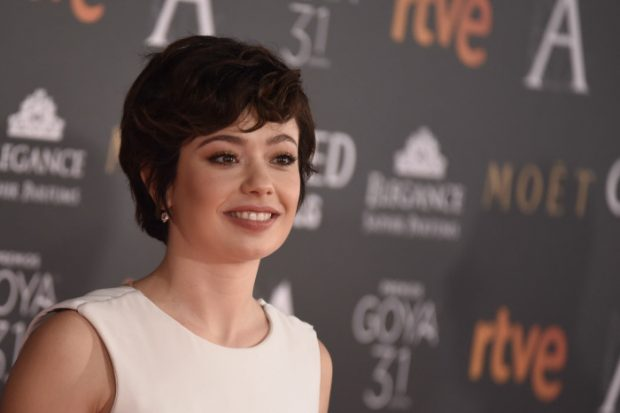 Anna Castillo Premios Goya 2017