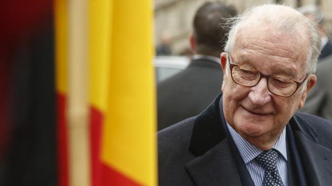 Alberto de Bélgica da esquinazo al juicio sobre su paternidad