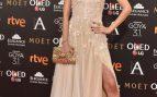 Elena Ballesteros en los Premios Goya