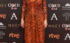 Emma Suárez en los Premios Goya