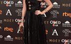 Nerea Camacho en los Premios Goya