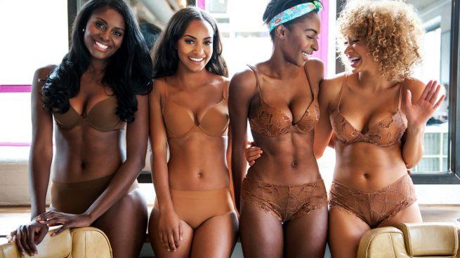 Nubian Skin nude