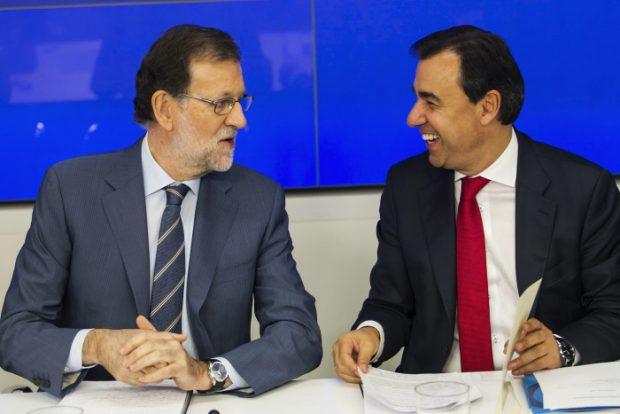 Aída Nízar desvela su romance con un miembro de la élite del PP