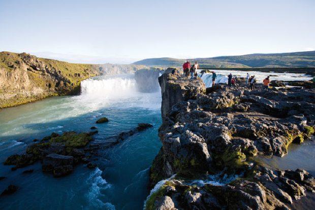 Islandia turismo sostenible