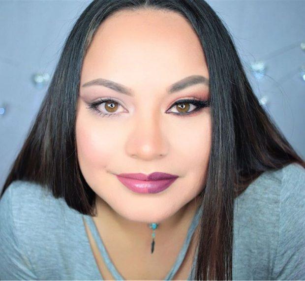maquillaje instagram vs vida real
