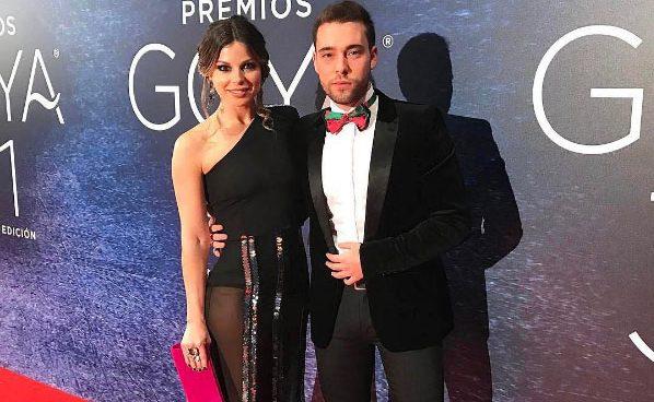 Por qué Núria Tomás, ex de Jorge Lorenzo y Piqué, estaba en los Goya