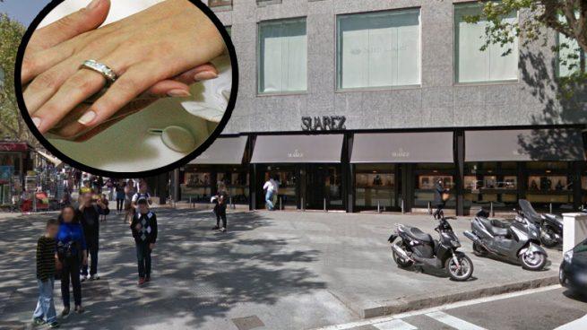 El otro robo en la joyería Suárez en la que Urdangarín compró el anillo de Letizia