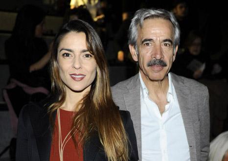 Imanol Arias rompe con Irene Meritxell y ya se cita con otras chicas