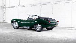 El miítico Jaguar XKSS