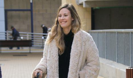 Jessica Bueno sí puede mudarse con su hijo a Londres si avisa con tiempo