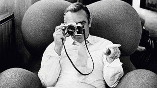 Sean Connery / ©Terry O'Neill
