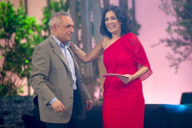 Isabel Gemio carga contra Concha Velasco por su relevo en 'Sorpresa, sorpresa'