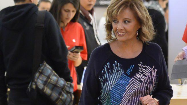 Jorge Javier provoca a Teresa Campos: «¿Por qué no has venido antes?»