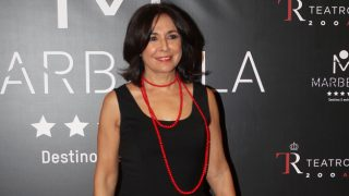 La presentadora Isabel Gemio, en una foto de archivo (Gtres)