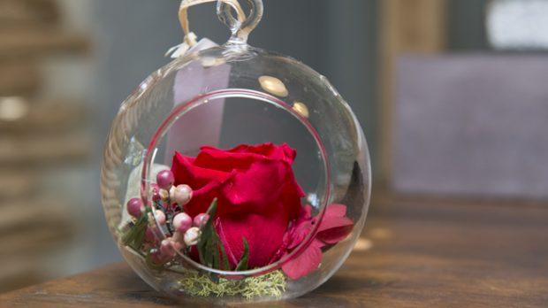 Flores, el regalo más romántico de San Valentín