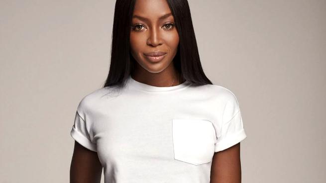 Naomi Campbell GAP