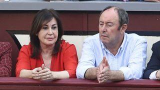 Carmen Martínez-Bordiú y Luis Miguel en archivo (Gtres)