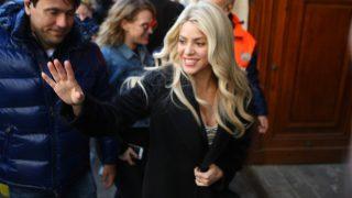 Shakira en imagen de archivo (Gtres)