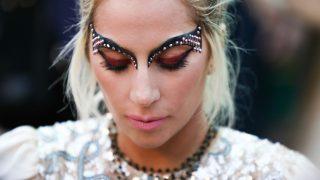 Lady Gaga durante el desfile de Tommy Hilfiger. / GtresOnline