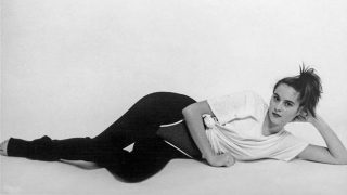 Melania Trump posa para el fotógrafo Stane Jerko en 1987
