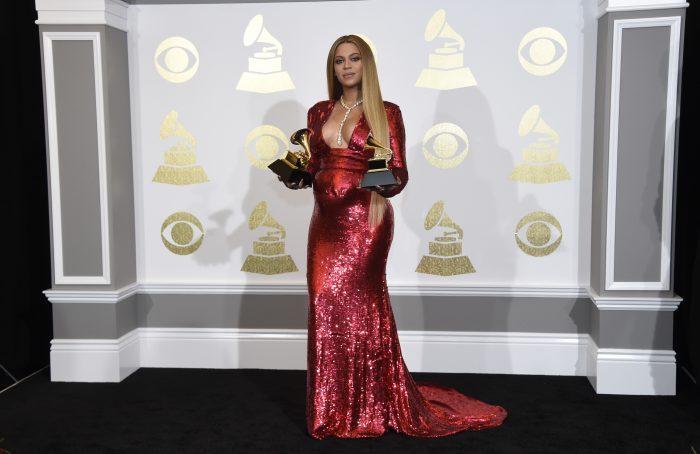 Beyonce grammy embarazada