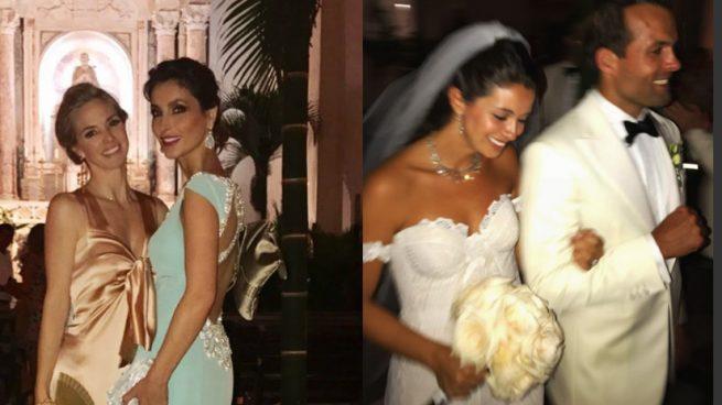 Todos lo detalles de la boda colombiana que reunió a la jet set española