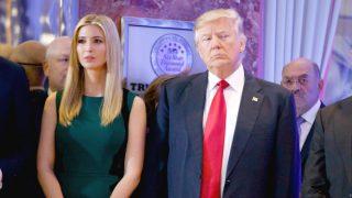 Ivanka y Donald Trump. / Gtres