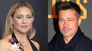 Goldie Hawn ha confirmado la relación entre su hija Kate Hudson y Brad Pitt. / Gtres