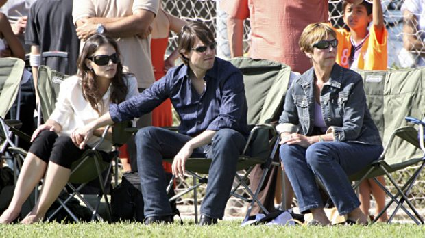 Katie Holmes Tom Cruise Mary Lee South