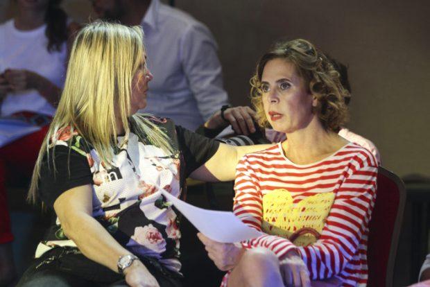 """Ágatha Ruiz de la Prada """"quiere divertirse"""" con un joven político"""