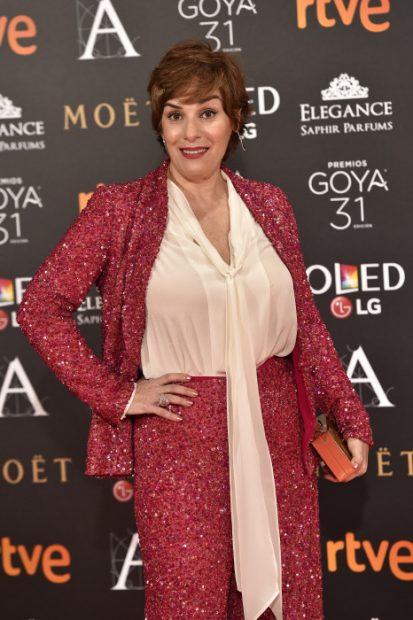 Anabel Alonso habla abiertamente de su condición sexual