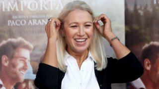 Clea Newman en el estreno de 'Lo que de verdad importa' en Madrid (Gtres)