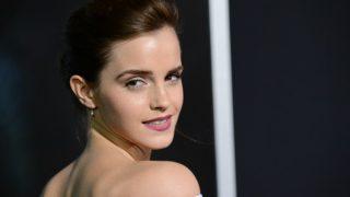 La actriz británica Emma Watson. / Gtres