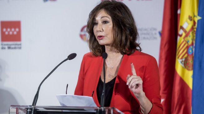 """Ana Rosa Quintana arremete contra Maradona: """"Que se vaya a curarse de nuevo"""""""
