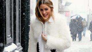 Olivia Palermo en la Semana de la Moda de Nueva York. / Gtres