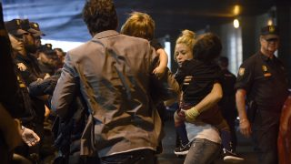 Shakira con sus hijos en imagen de archivo (Gtres)
