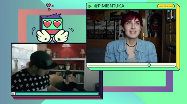 Video Love MTV videoclips programa musical