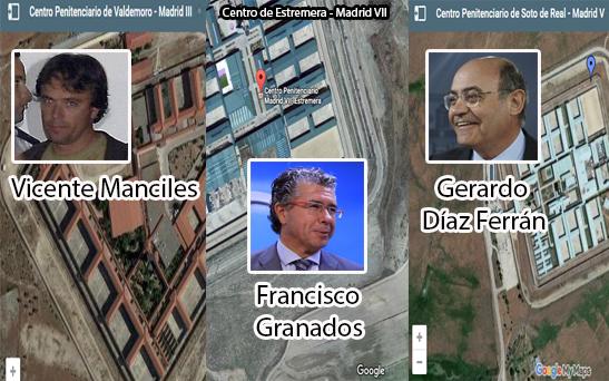 Centros Penitenciarios de Madrid