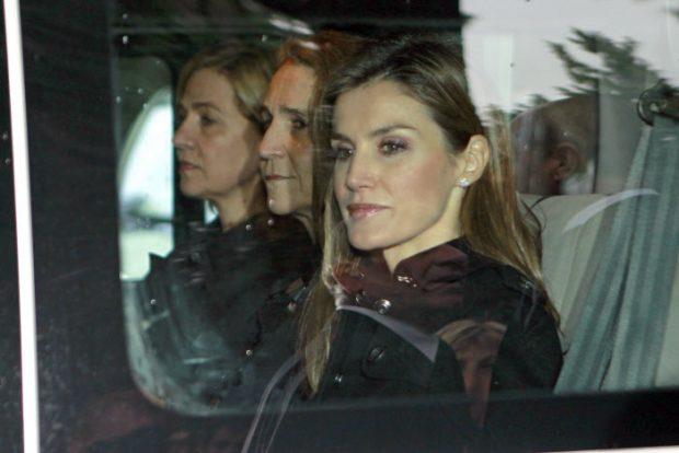 Cristina de Borbón, la doble condena de una infanta desterrada