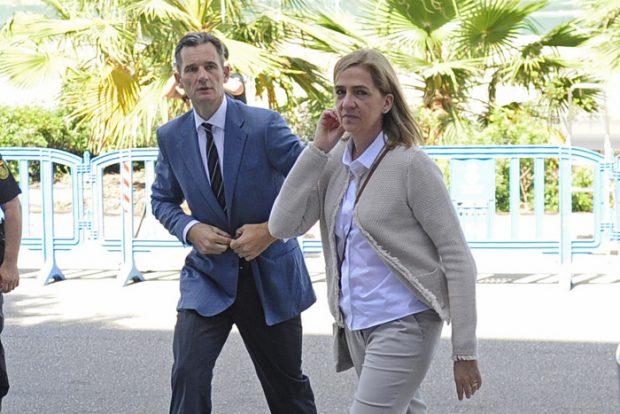 Sentencia del 'Caso Nóos': La infanta Cristina absuelta y Urdangarin condenado a más de 6 años