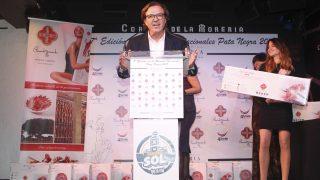 Pepe Navarro en los premios Pata Negra (Gtres)