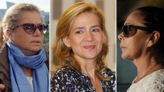 Cristina, Pantoja y Zaldívar, ¿iguales ante la ley? (Gtres)