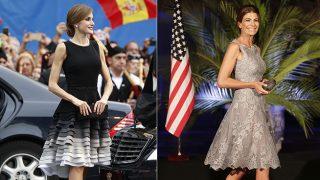 La reina Letizia y Luciana Awada, dos referentes de estilo / Gtresonline